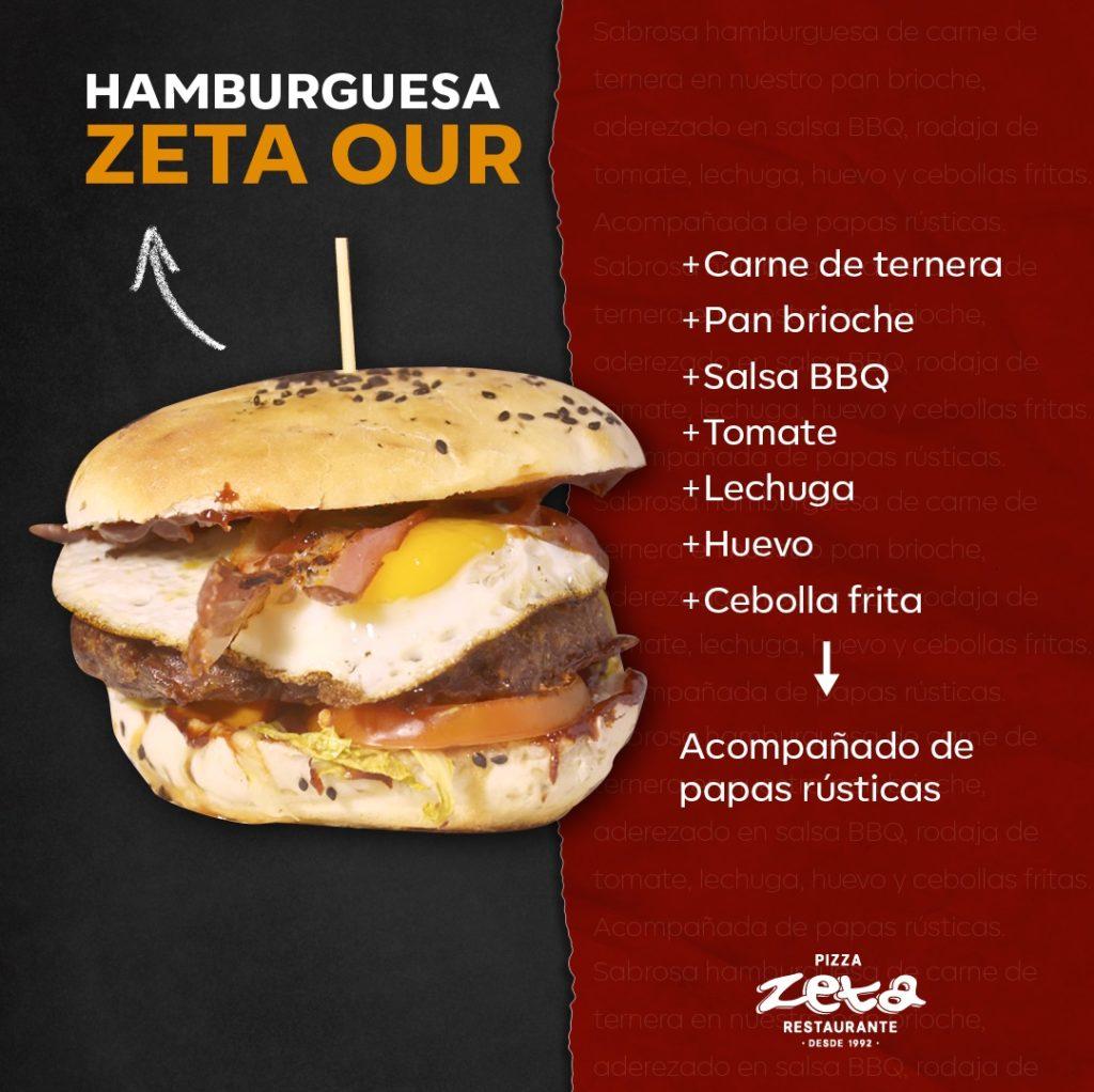 HAMBURGUESA ZETA OUR-13